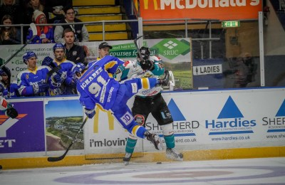 Fife Flyers 4-2 Stena Line Belfast Giants