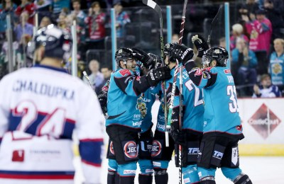 Belfast Giants v Dundee Stars - Elite League