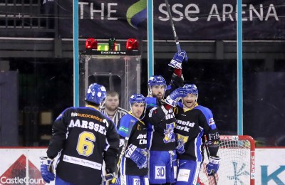 Belfast Giants v Fife Flyers - Challenge Cup