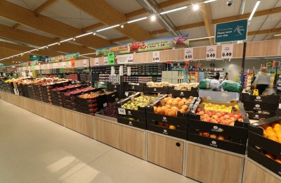 Lidl Ireland & Northern Ireland Remove Unrecyclable Black Plastic Packaging (1)