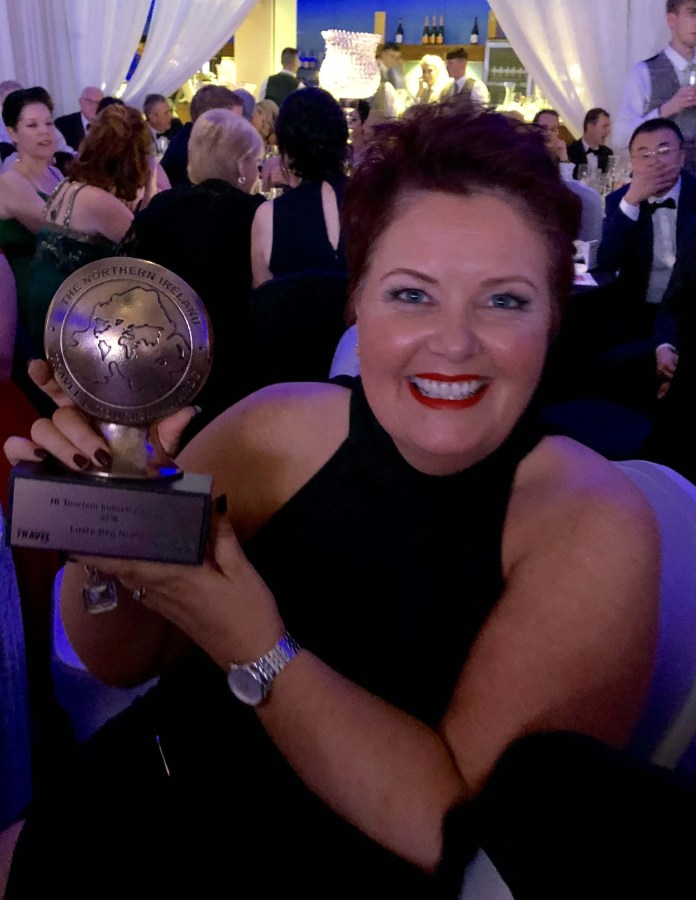 Lusty Beg lands top tourism award