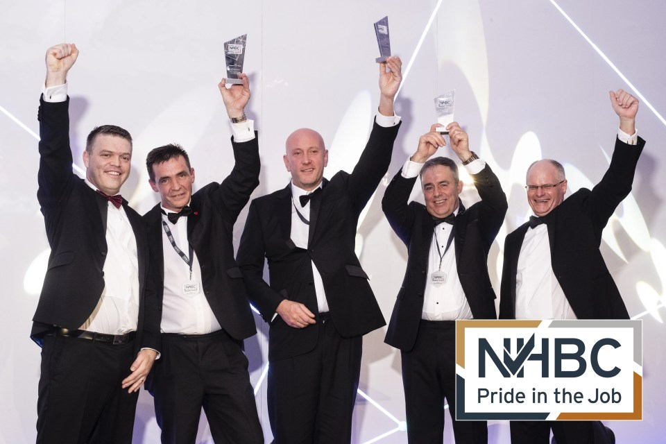 NHBC Pride in the Job Awards 2018