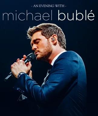 Michael Buble Belfast 2019