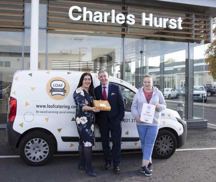 Charles Hurst Announce NOW Group Partnership