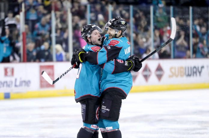 Belfast Giants 5-4 Glasgow Clan