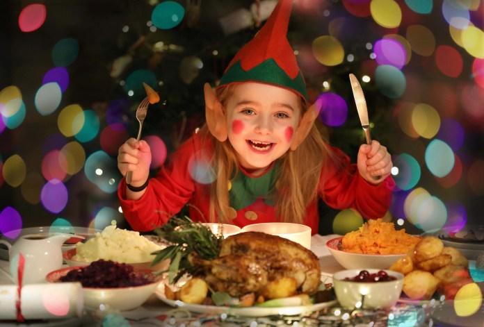 safefood Christmas Dinner