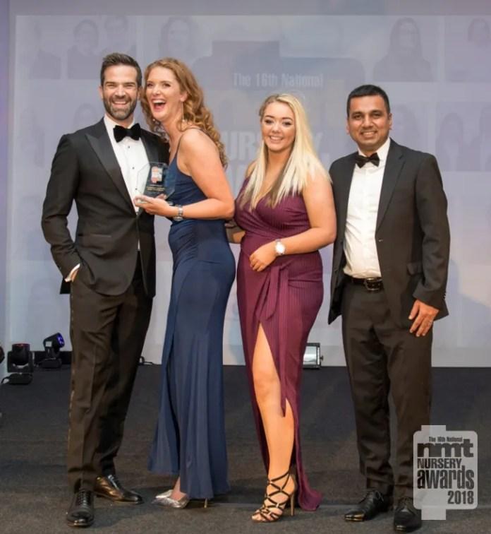 Puddleducks Day Nursery Wins National Award