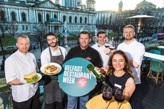 Belfast Restaurant Week