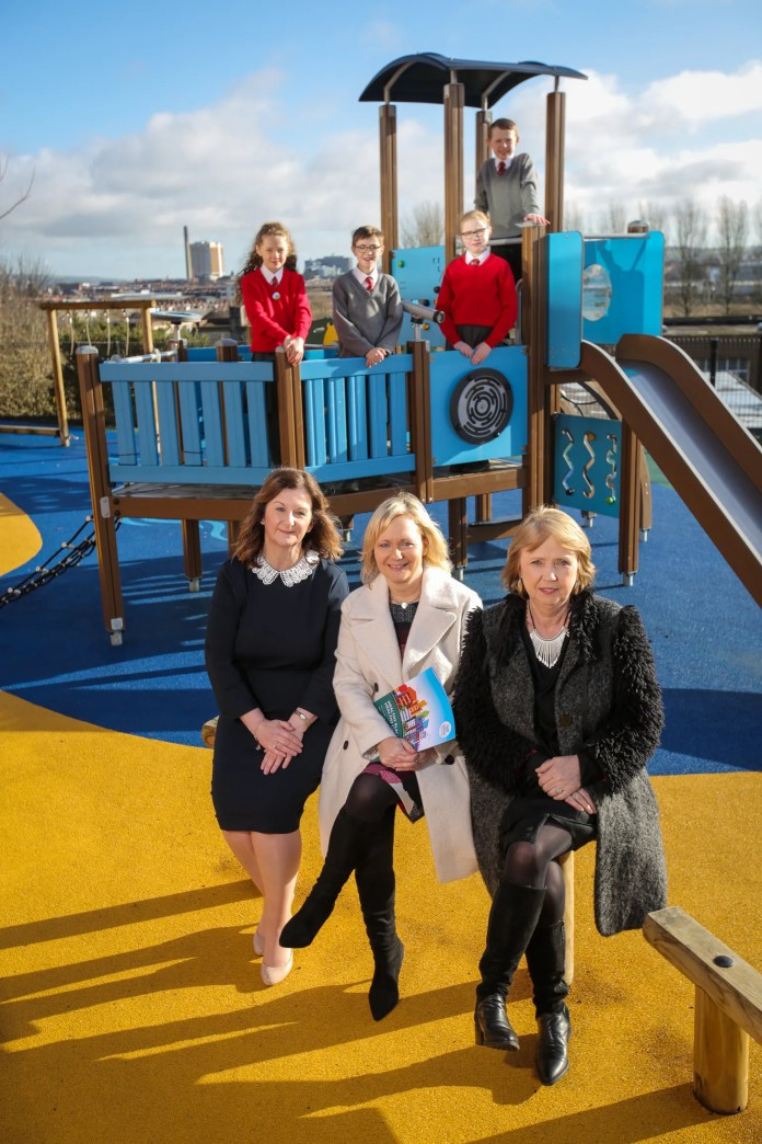 Healthy Places, Healthy Children school resource launched