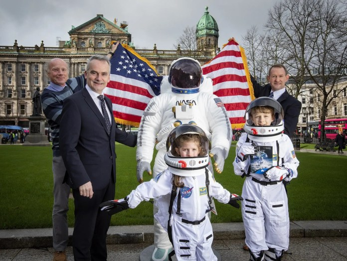 Armagh Observatory & Planetarium launches major event programme to mark 50 years since Apollo moon landing