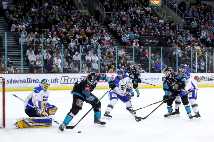 Belfast Giants v Fife Flyers - EIHL