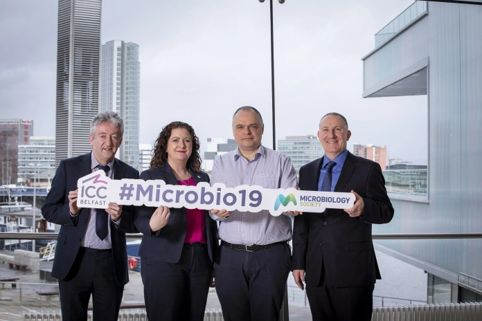 Microbiology Society conference to arrive at ICC Belfast in April 2019 (2)