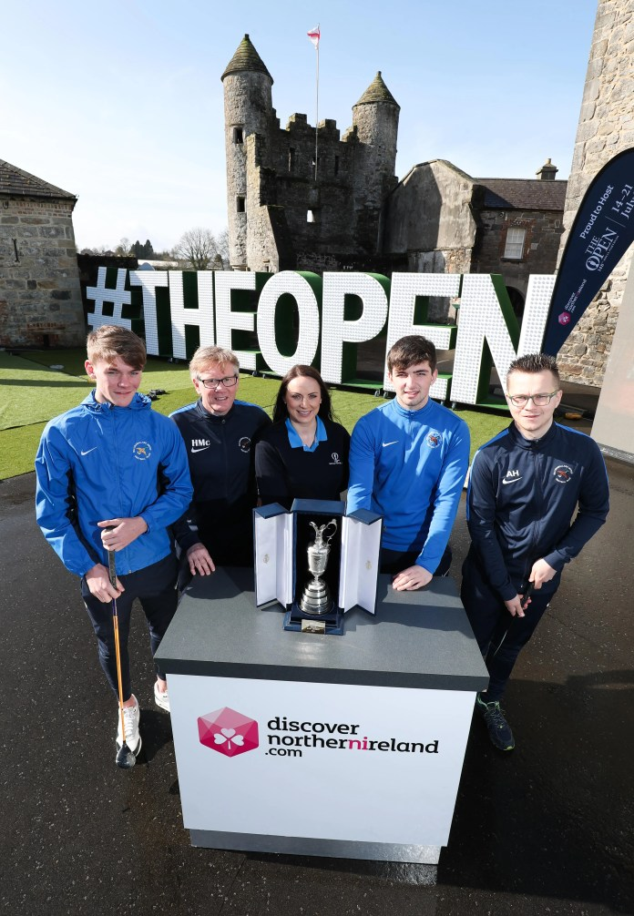 The Epic Journey to The 148th Open comes to Fermanagh