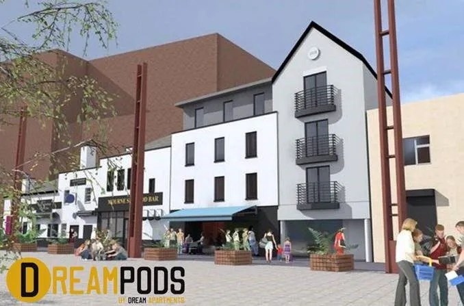 Dream Pods Belfast