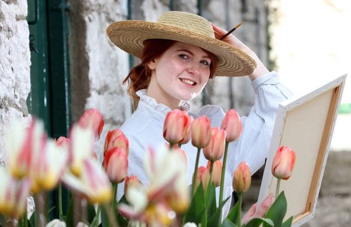 Glenarm Castle Tulip Festival