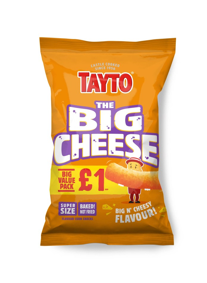 Tayto The Big Cheese