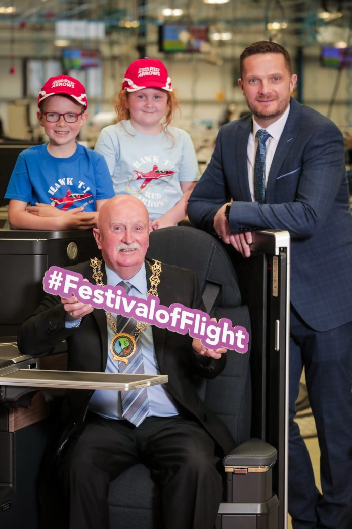 Newcastle Festival of Flight Ready for Take-Off with Collins Aer
