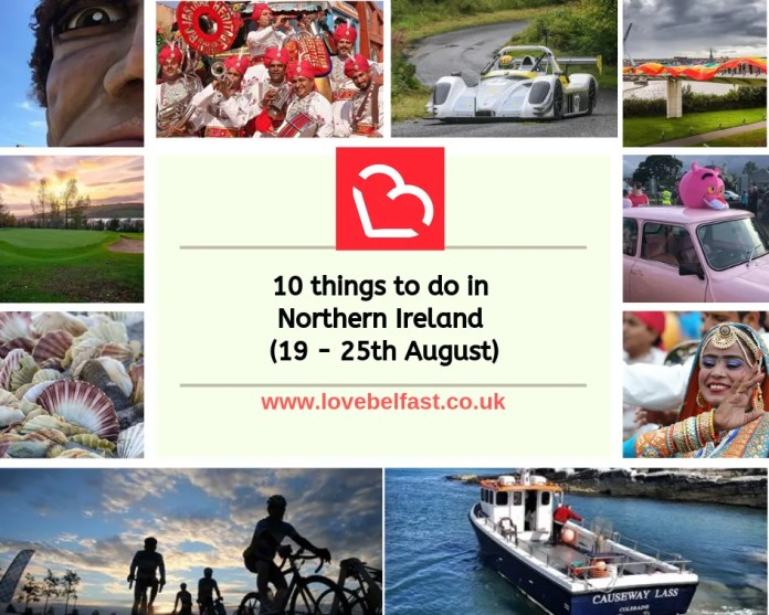 10 things to do in Northern Ireland