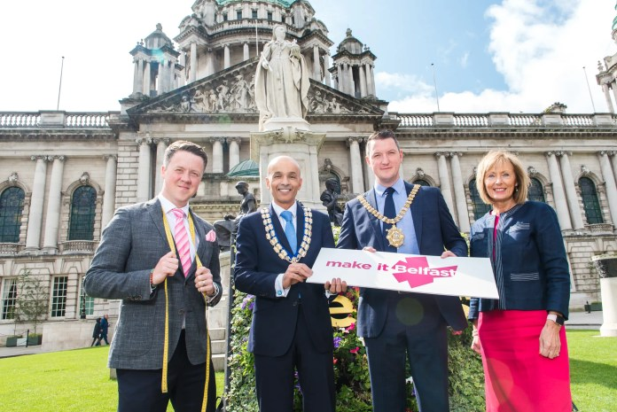 Make it Belfast - Belfast Chamber