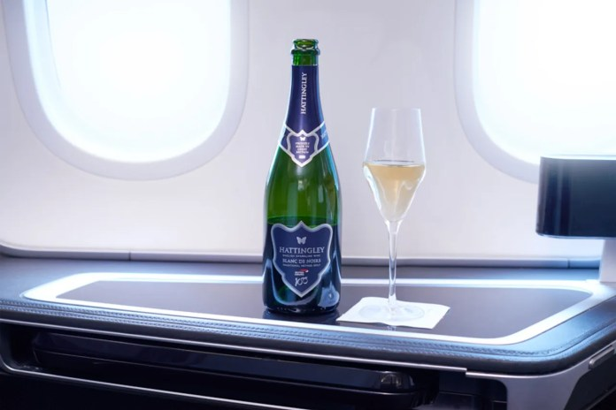 British Airways Sparkling Wine