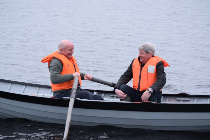 New UTV series 'Lough Erne' with Joe Mahon starts on 23rd September