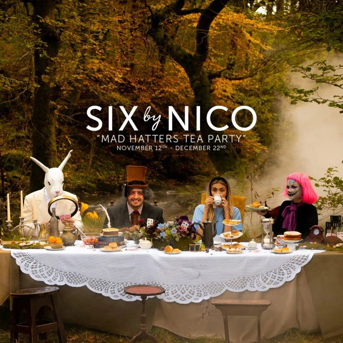 Six by Nico Belfast