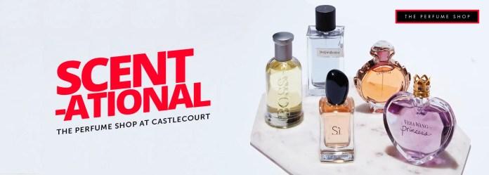 withThe Perfume ShopatCastleCourt