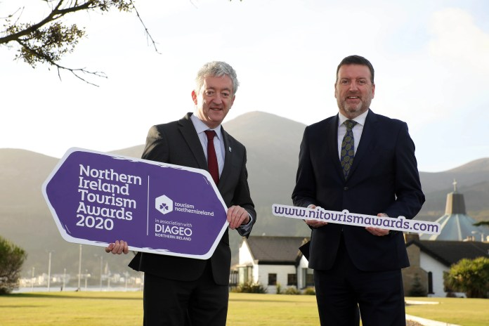 Call to Action as Tourism NI Launches Northern Ireland Tourism Awards 2020