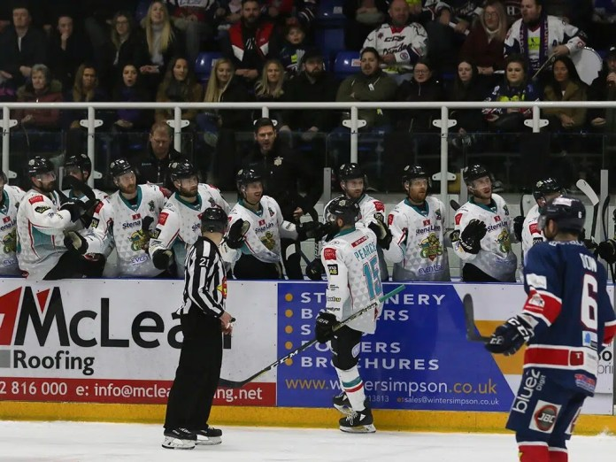 Dundee Stars vs Belfast Giants