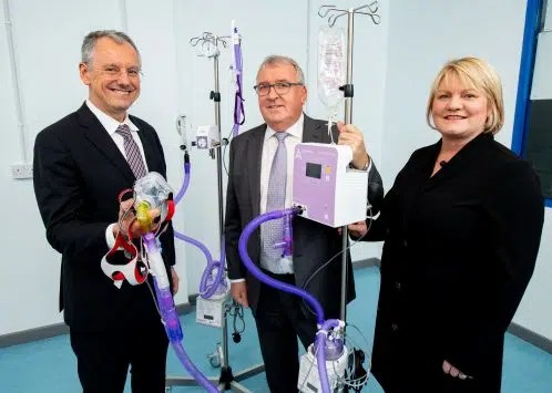 Multi-million pound investment by Armstrong Medical to create new jobs