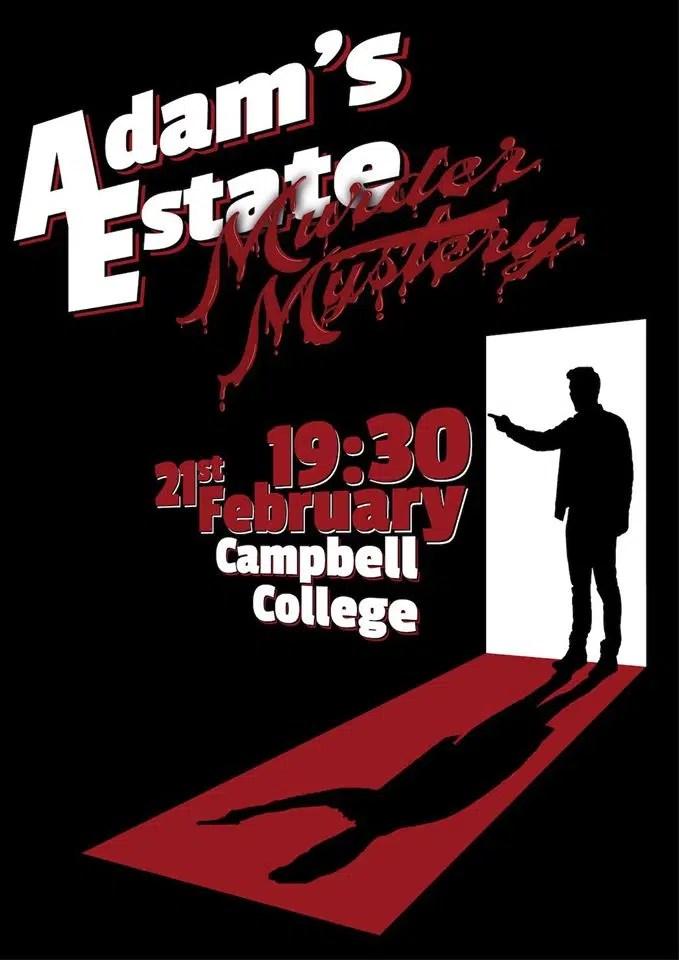 Adam's Estate Murder Mystery