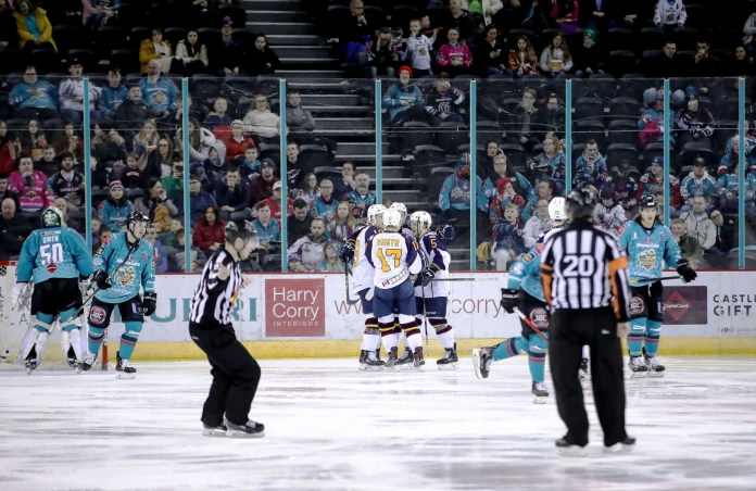 Belfast Giants v Guildford Flames - EIHL