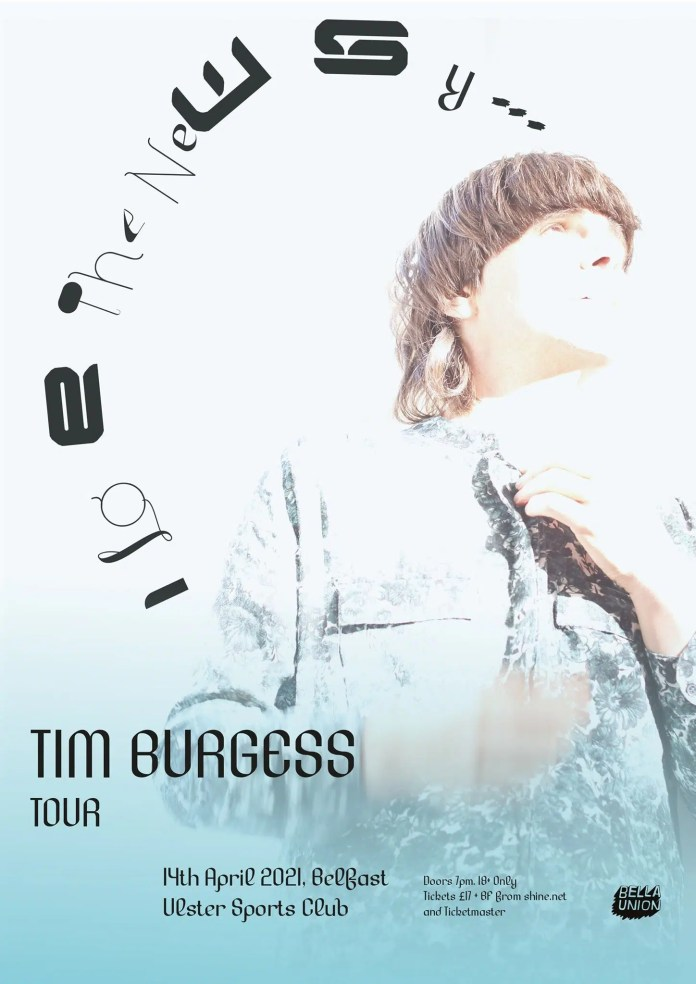 TIM BURGESS ANNOUNCES BELFAST ULSTER SPORTS CLUB SHOW