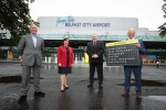 BELFAST CITY AIRPORT SECURES SIX ROUTES TO THE UK