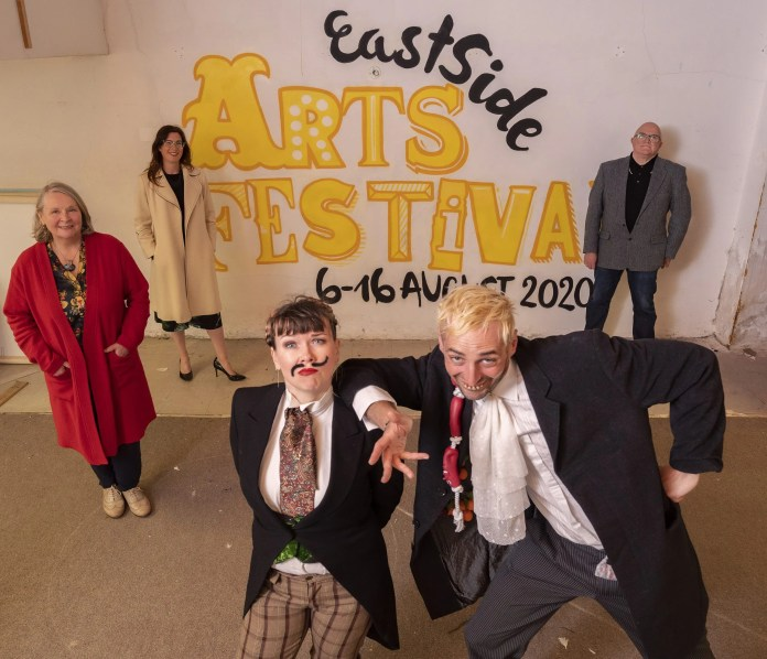 EastSide Arts Festival launch