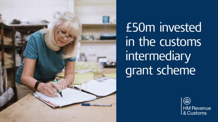 HMRC: Applications open for £50 million funding to boost UK customs intermediaries
