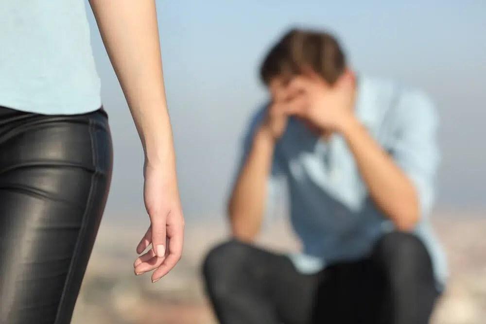 Why do women ignore men
