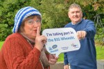 How long can you haul yer wheesht? (stop talking!) – May McFettridge to stay silent for charity