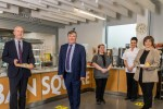 Mount Charles unveils new restaurants at SRC's Armagh and Banbridge Campuses