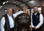 HINCH DISTILLERY LAUNCHES UNIQUE WHISKEY CASK RELEASE