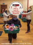 Life Hub NI Launches Feed a Family for a Fiver February 5Km Challenge