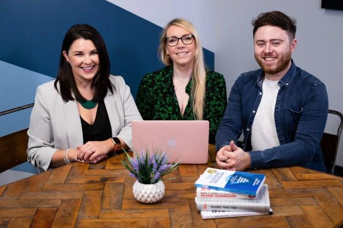 Rumour Mill Creative Communications_ Sara Caithness, MD Samantha Livingstone and Ciaran Mullan 2021