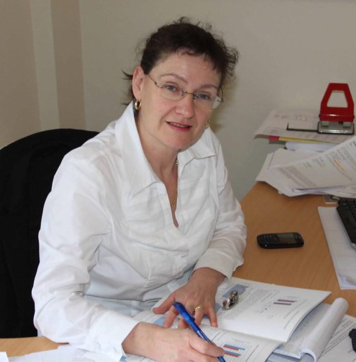 Tina Merron, Chief Executive IEF