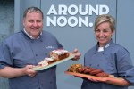 AROUND NOON INVESTING £500,000 TO QUADRUPLE SIZE OF BAKERY OPERATION