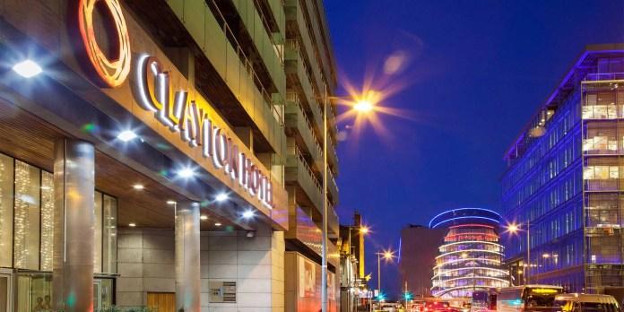Clayton Hotel, Dublin