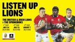 How to listen to talkSPORT's Lions coverage