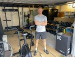 JUNIOR DOCTOR REVEALS HOW HOME GYM WAS HIS OWN LIFE SAVER DURING THE PANDEMICWITH BLK BOX