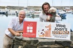 Award-winning North Coast bartender joins NI Children to Lapland and Days to Remember Trust and launches first ever 'Wee Joan's Dog Walk' event