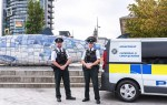 Cathedral Quarter BID Celebrates Success Of Street Beat Police Presence In Area