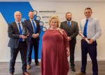 NI Engineering Company, PAC Group, Receive Queen's Award for Enterprise for Innovation